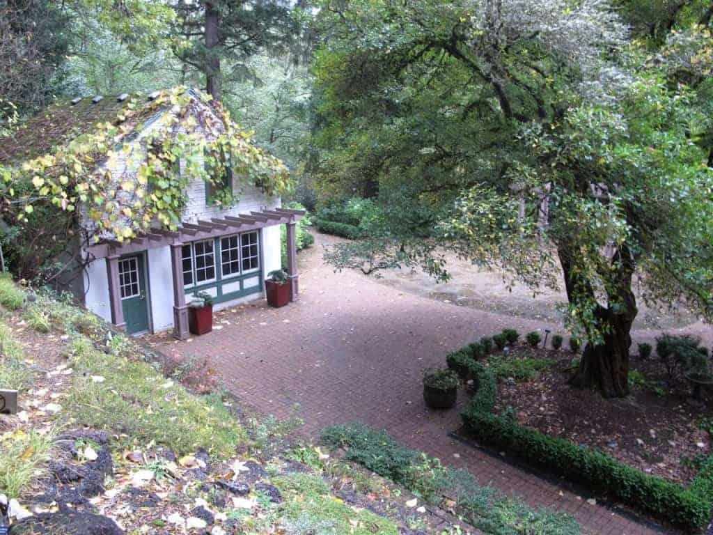 Leach Botanical Garden Portland