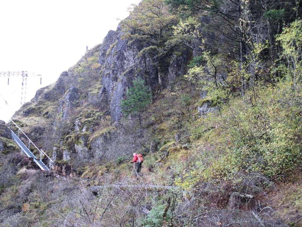 Gorge Hikes: 1872 Wagon Road