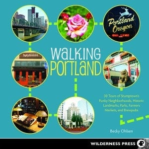 walking portland book