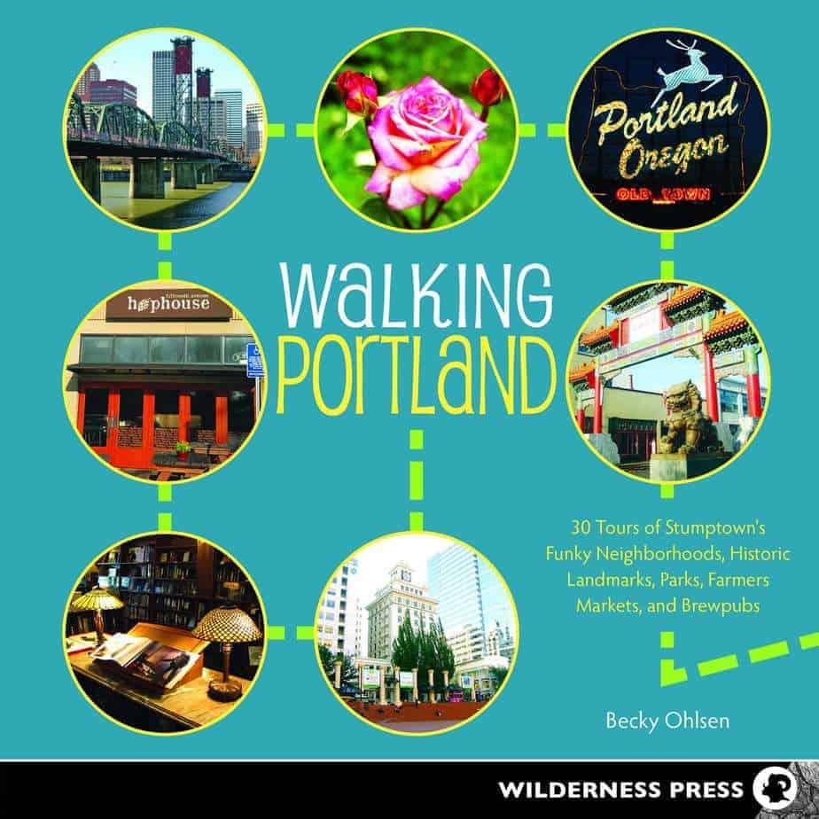 walking portland book