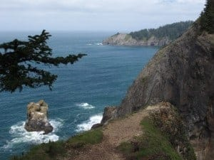 Oregon coast hikes are now more accessible by public bus.