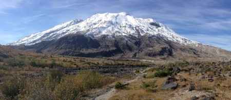 Ape Canyon is one of the best hikes near Mount Saint Helens