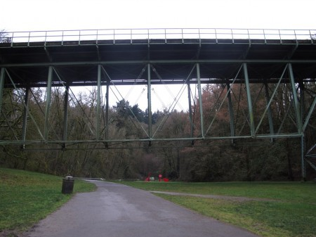 The hike starts in Lower Macleay Park, under the Thurman Street Bridge.