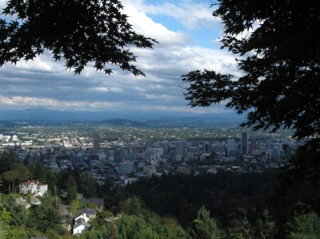 pittock mansion portland