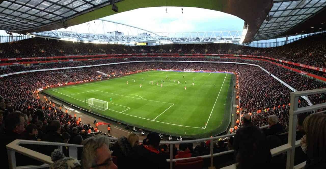 English Soccer: Seeing a game at Arsenal.