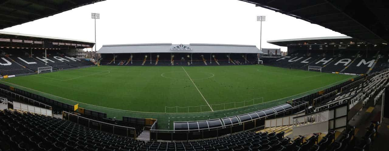 Craven Cottage Stadium Tour