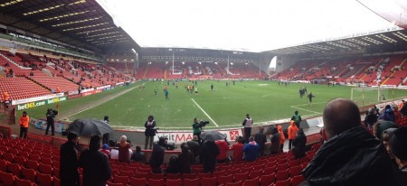 Inside Sheffield's Bramall Lane