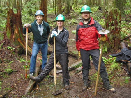 How trail work really gets done on our national forests.