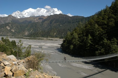 Touring and trekking in Nepal: April 2015