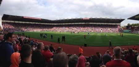 Britannia Stadium, Stoke-on-Trent
