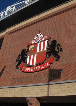 Sunderland Football Club Stadium of Light