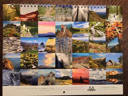 2015 portlandhikers.org calendar.