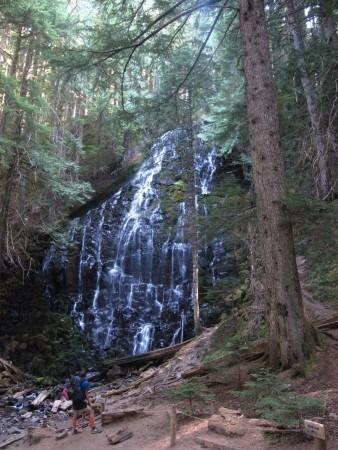 Beautiful Ramona Falls