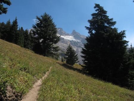 Mount Hood Hikes Ramona Falls Yocum Ridge