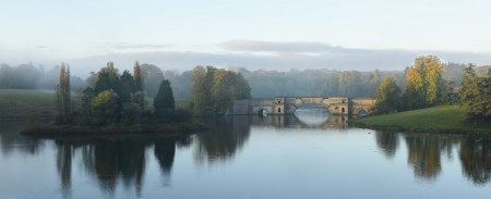 Blenheim Palace Grand Bridge Cotswold Way