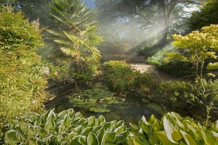 Blenheim Palace Secret Garden Cotswold Way