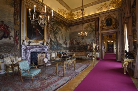 Blenheim Palace State Room