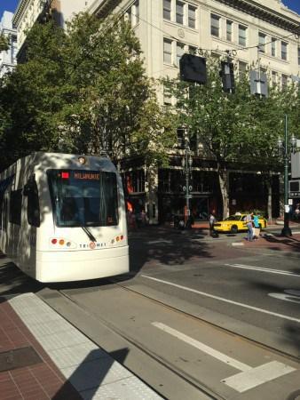 Portland Max Orange Line