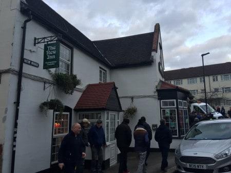 The New Inn, Brentford