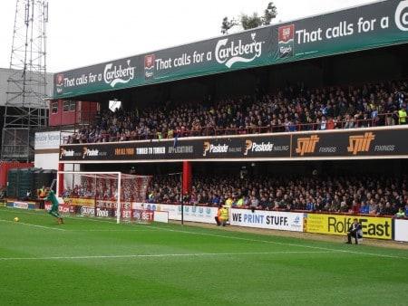 Brentford FC in London