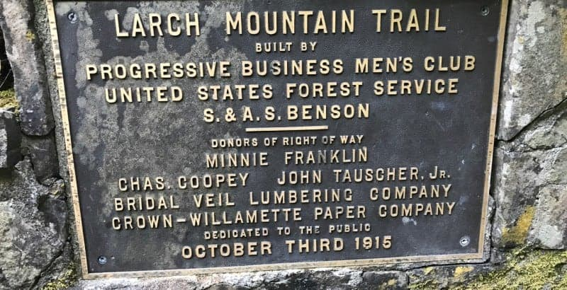 This plaque on the Benson Bridge probably shoud say how long it is!