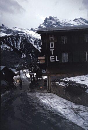 Walter's Hotel Mittaghorn, Gimmelwald, Switzerland